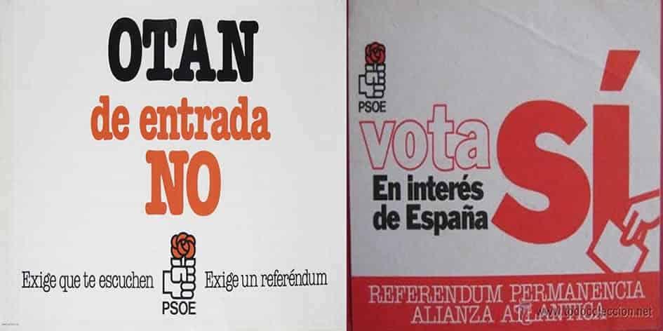 OTAN PSOE