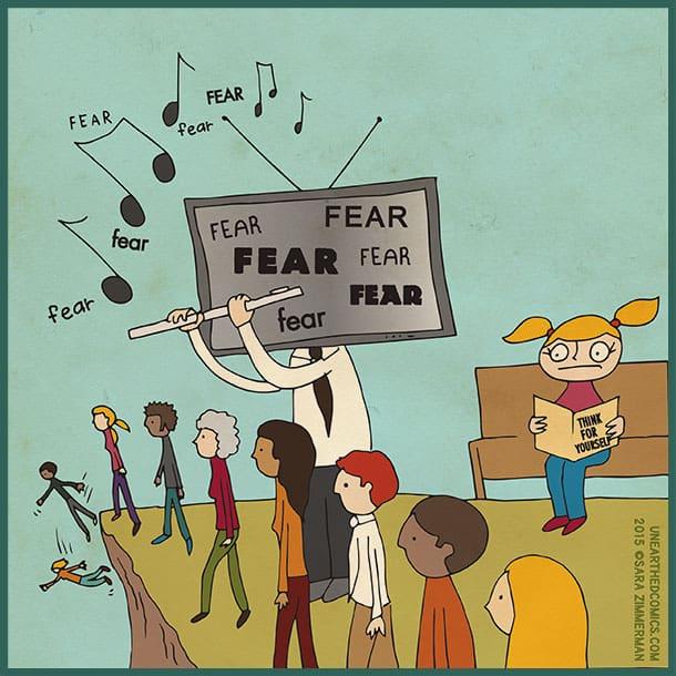 Miedo manipulacion