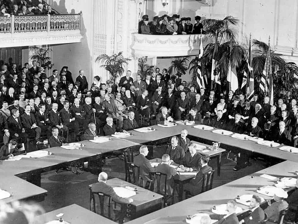 Tratado Versalles