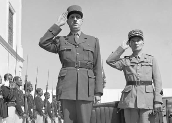 De Gaulle militar