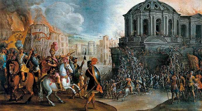 Saco de Roma