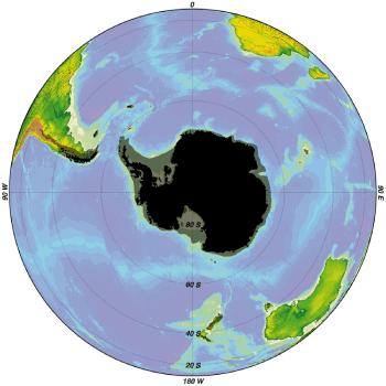 Antártida edad de hielo