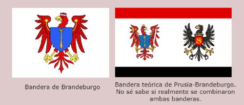 Brandeburgo bandera