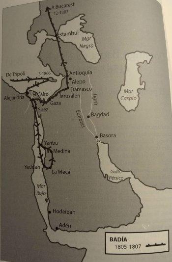 Ali Bey Oriente Medio