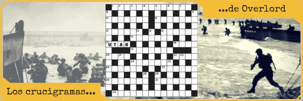 Crossword Normandy