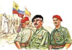Rusos blancos España