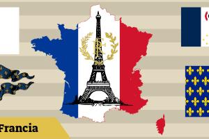 Banderas Francia