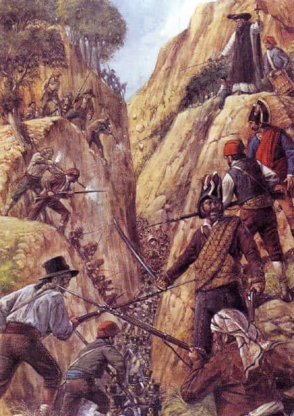 emboscada guerrilla