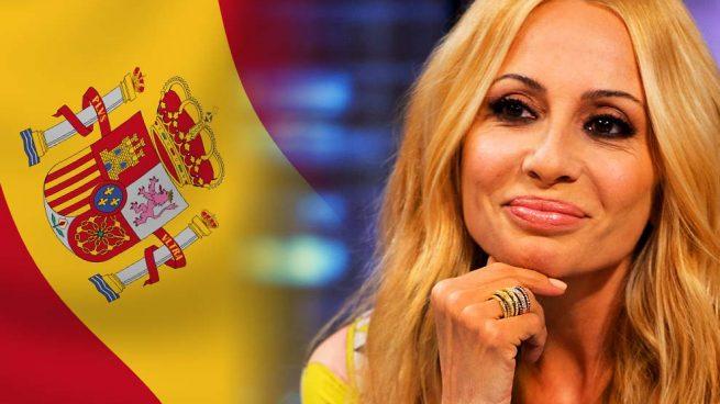 Letra himno España Marta Sánchez