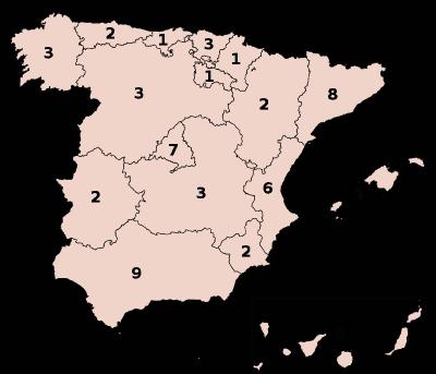 Senadores designados