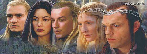 Elfos Tolkien