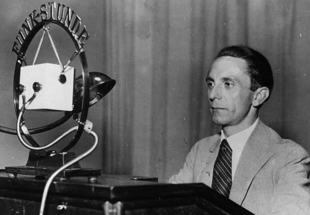 Goebbels speech