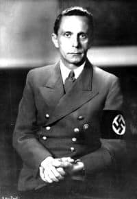 Goebbels nazi