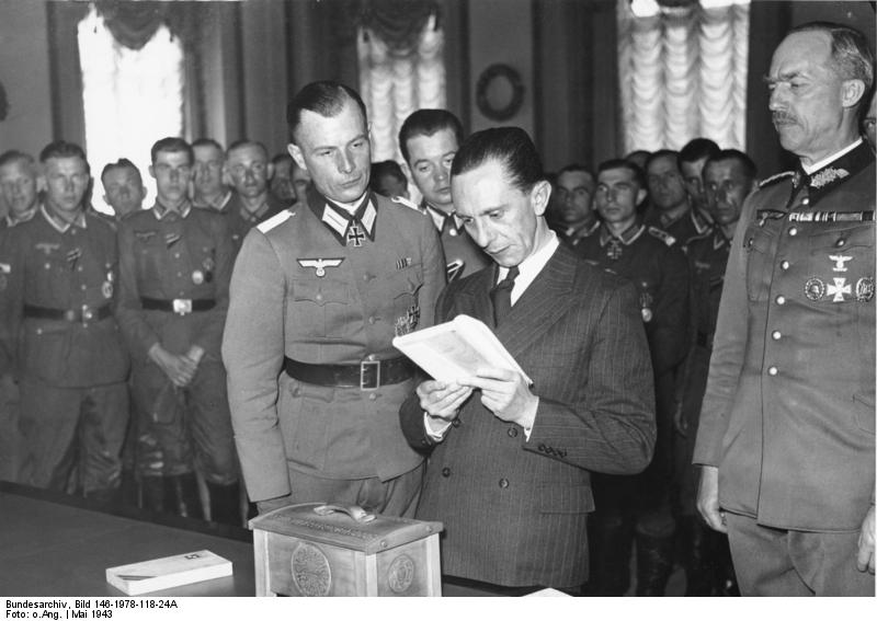 Goebbels germany