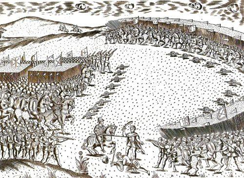 batalla de Alcazarquivir
