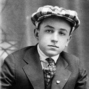 Walt Disney joven