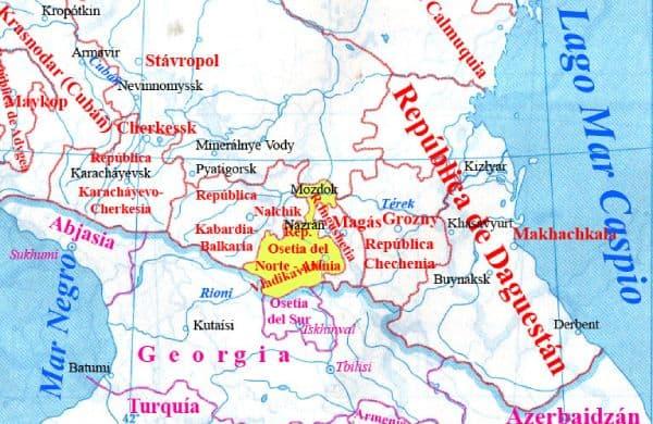 URSS Caucaso