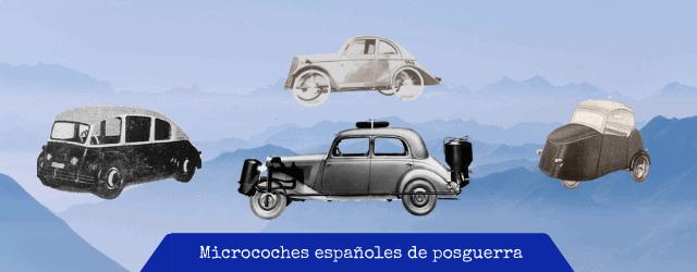 Microcoches españoles