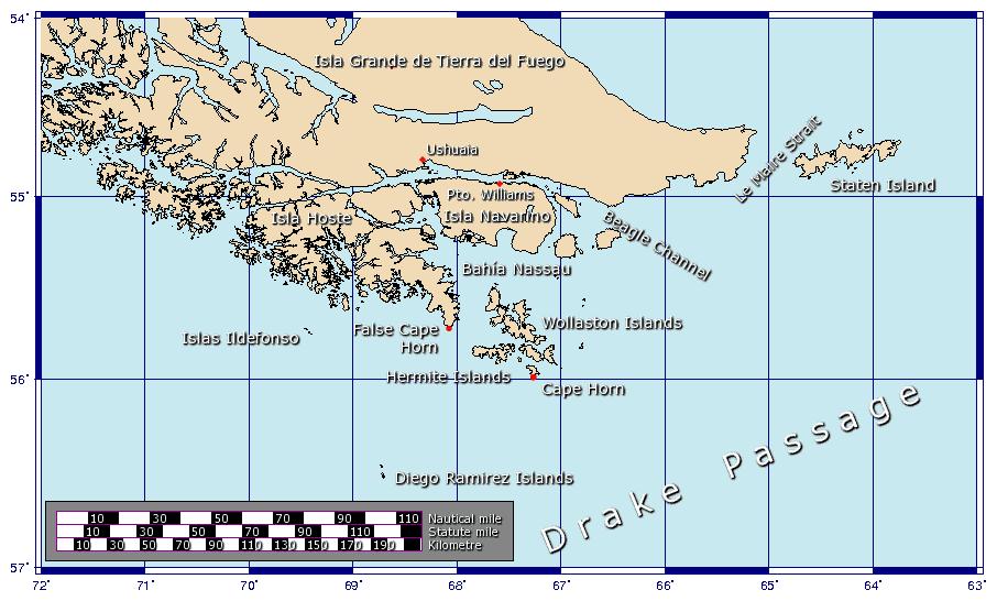 Islas Diego Ramírez