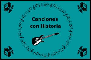 Imagen cabecera sección blog canciones con historia