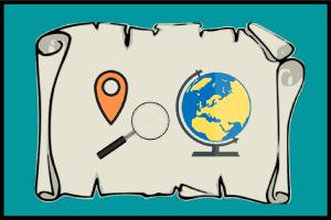 Imagen sección del blog geografía
