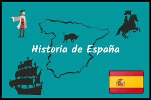 Imagen cabecera sección blog Historia de España