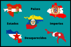 Imagen sección del blog Países Desaparecidos