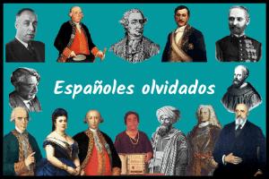 Imagen sección del blog Españoles Olvidados