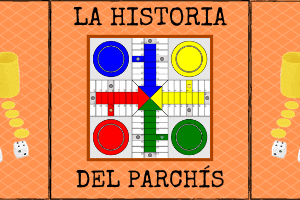 Portada de la entrada Historia del Parchís
