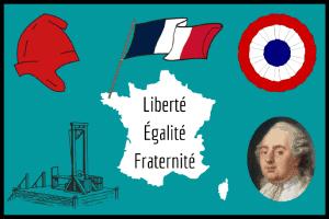 Imagen cabecera sección blog la revolución francesa
