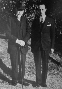 Alfonso Carlos y Javier pretendientes carlistas