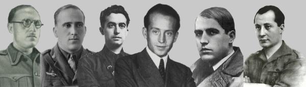 figuras fascismo español