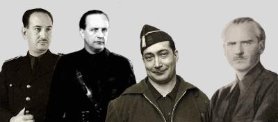 fascistas españa 1939 1945