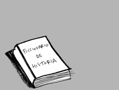 historia en viñetas ficcionario de historia
