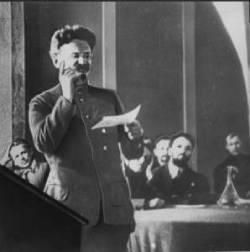 Discurso Leon Trotsky
