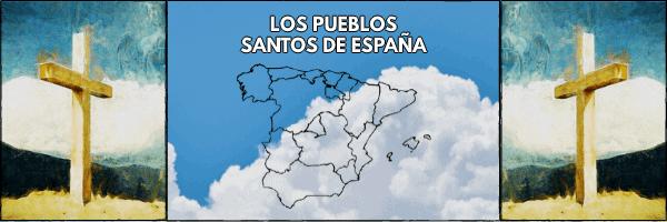 portada post pueblos santos de España