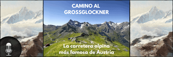 Foto portada carretera alpina austria grossglockner