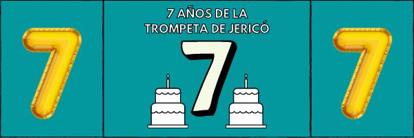 7 años trompeta de jerico