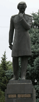 Estatua shokan valikhanov