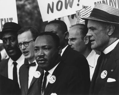 Martin Luther King Jr Washington