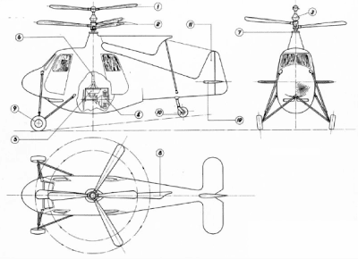Patente Libelula Española