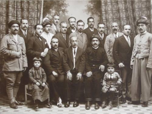 Khoybun congress 1927