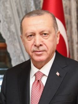 Foto Erdogan Turquia