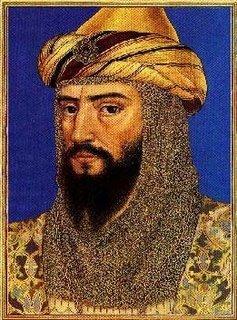 Retrato de Saladino