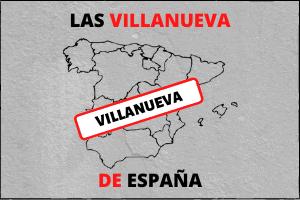 portada entrada municipios villanueva España