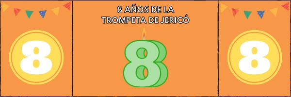 8 aniversario blog la trompeta de jerico